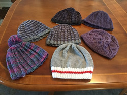 Warm Knitted Hats