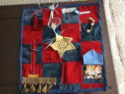Fidget Blanket  $25