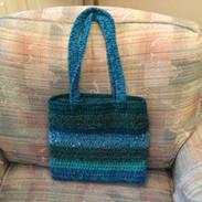 $20 Blue/green Bag
