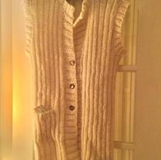 $40  M/L long vest