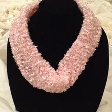 $8 Pretty Pink cowl