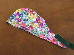 $10 Floral Health worker hat