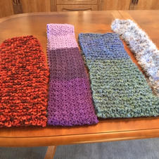 Assorted Scarves $7