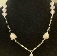 Pale Pink Pendent