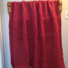 $45  Red Mohair
