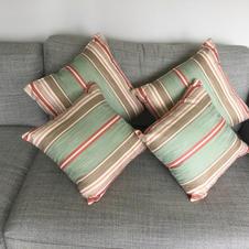 $40 set of 4 cushions