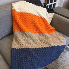 $45 Orange & Blue