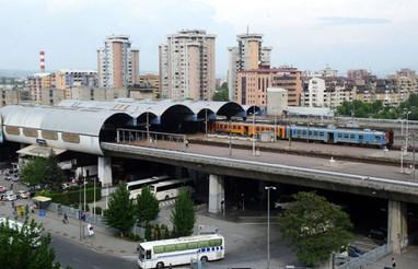 Транспортен Центар Скопје