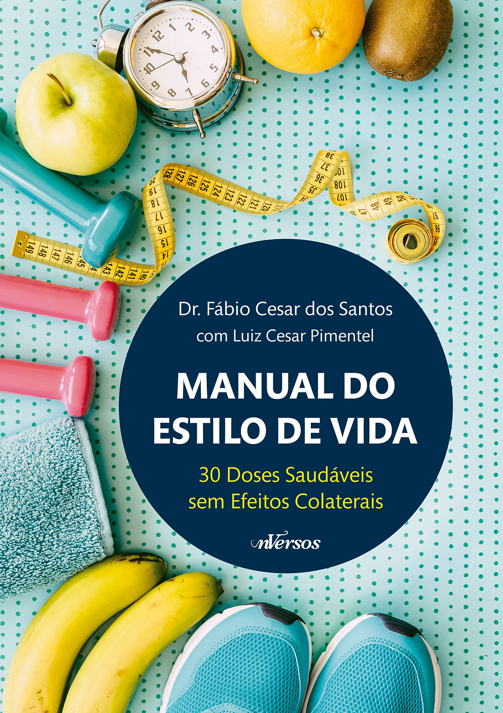 Capa do Livro Manual do Estilo de Vida