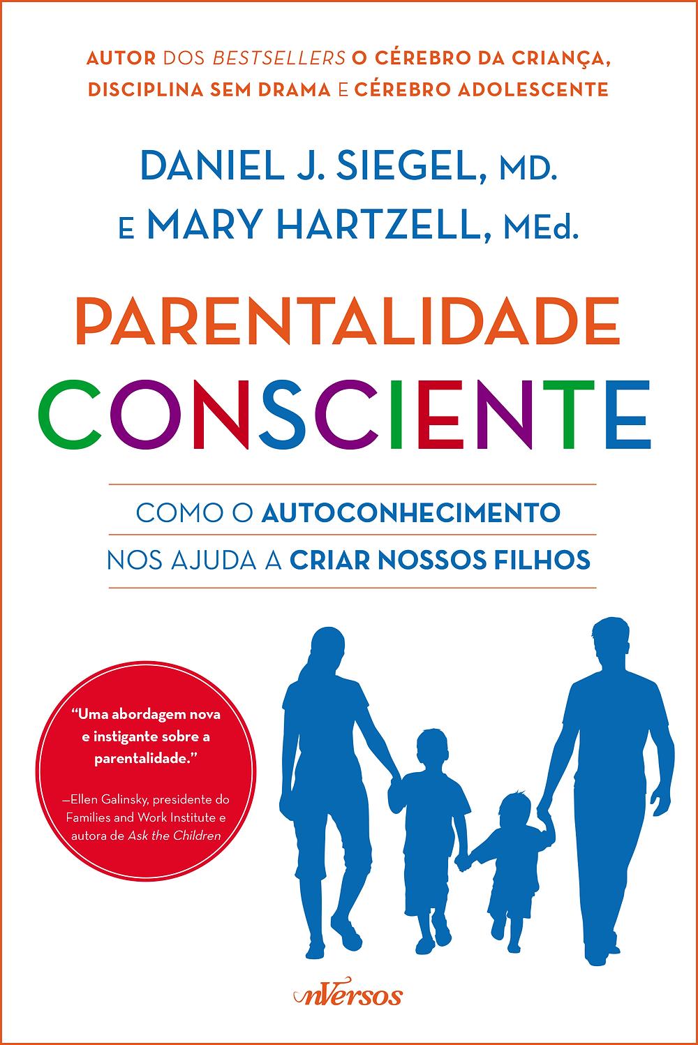 Livro Parentalidade Consciente