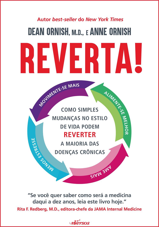 """Capa do livro """"Reverta!"""""""