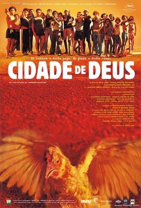 Poster de Cidade de Deus