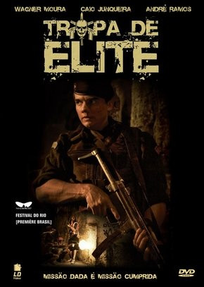 Poster de Tropa de Elite