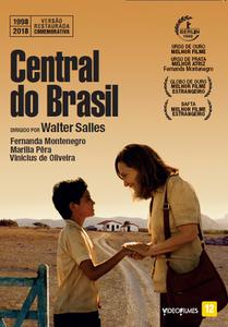 Poster de Central do Brasil