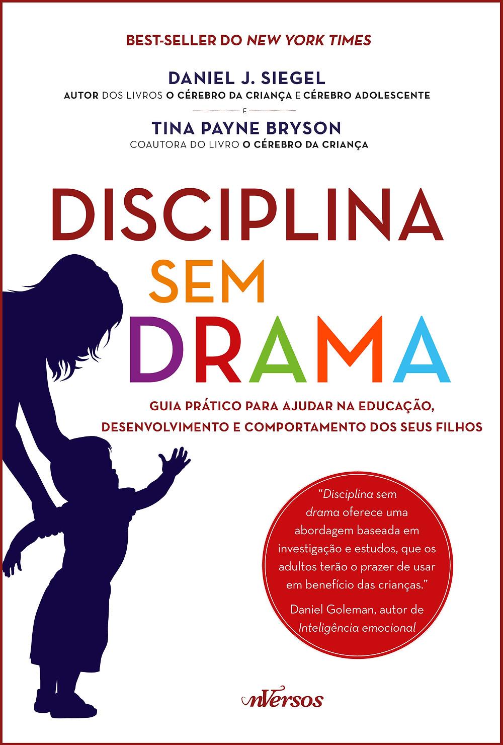 """Livro """"Disciplina sem Drama"""""""