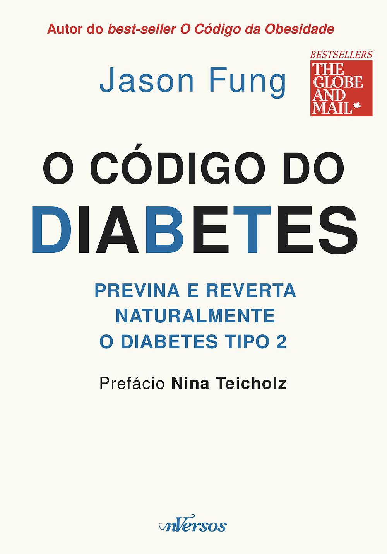 """Livro """"O Código do Diabetes"""""""