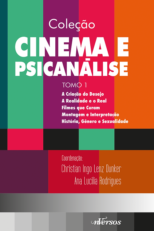 Box Cinema e Psicanálise - Tomo 1