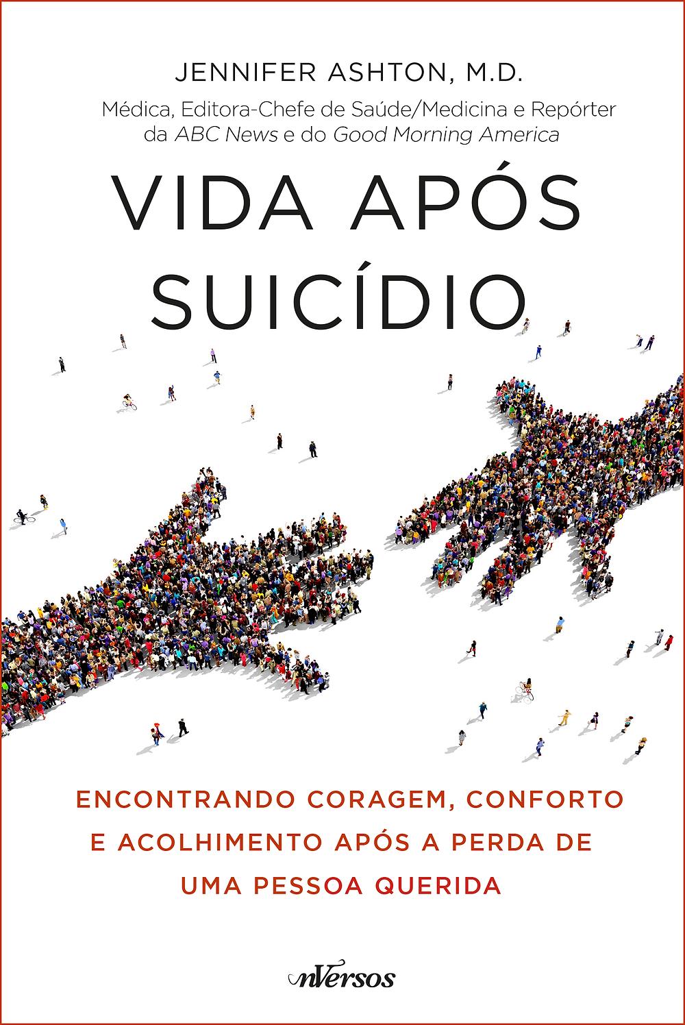 Livro Vida Após Suicídio