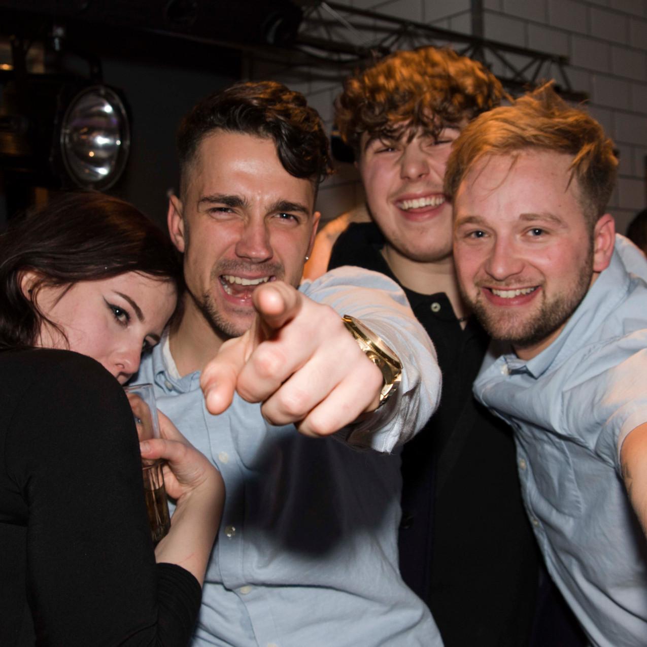 Waitrose Twickenham Xmas Party 2016-159