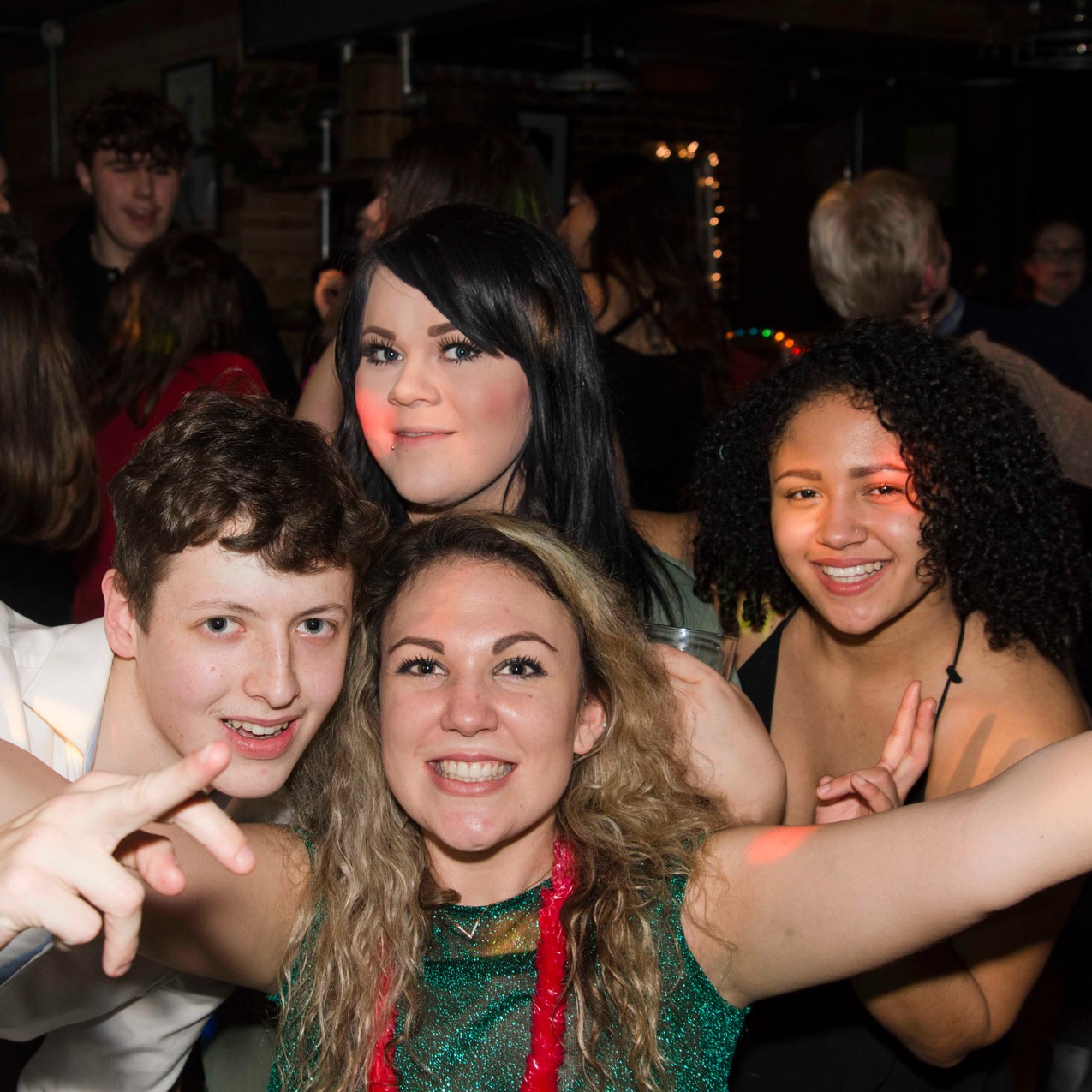 Waitrose Twickenham Xmas Party 2016-155