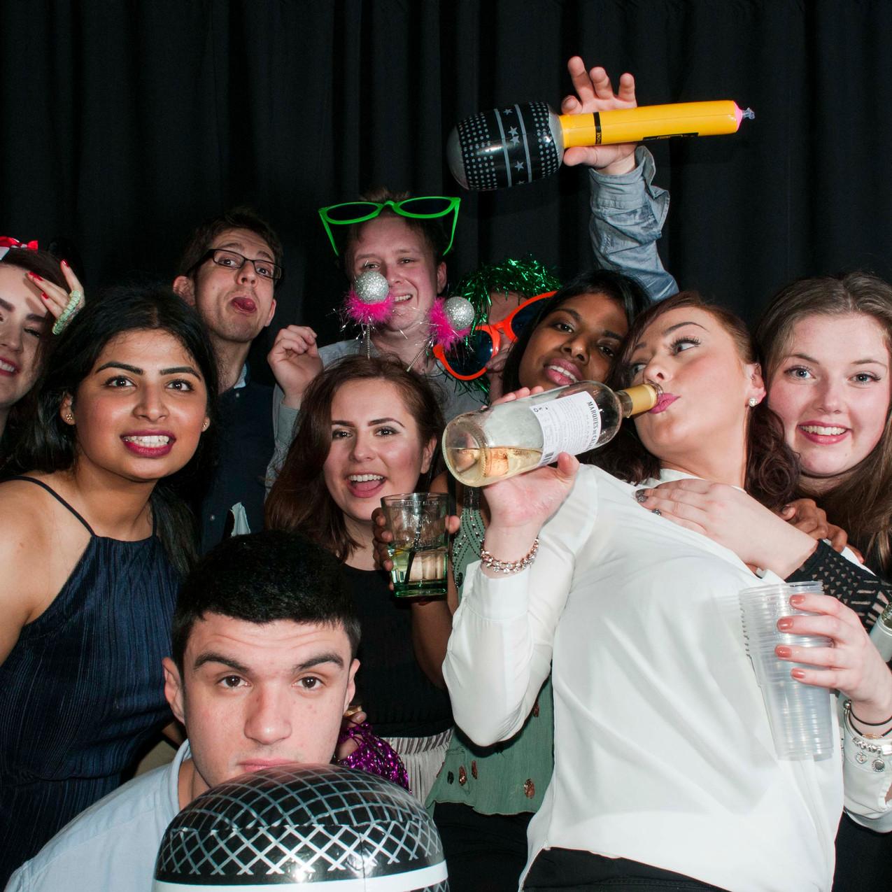 Waitrose Twickenham Xmas Party 2016-52