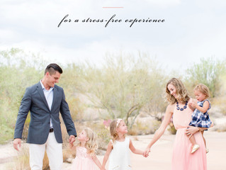 Stylise your engagement or portrait shoot - look fabulous on camera