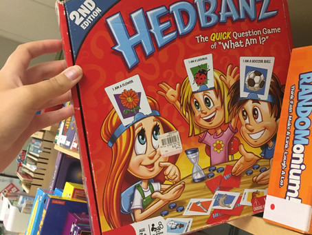Creative Therapy Tools: Hedbanz