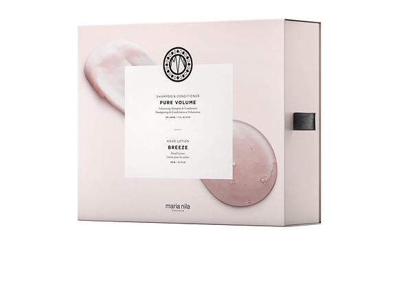 Maria Nila Pure Volume Hand Cream Set