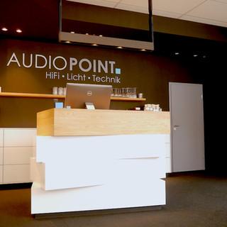 Audiopoint Theke