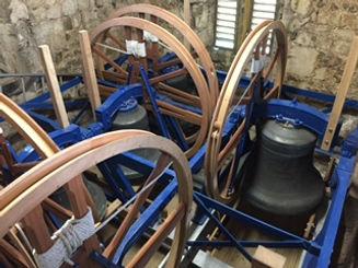 Whitestaunton bells