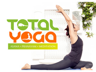 What is TOTAL YOGA?