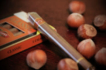 Cigarette & Hazelnuts