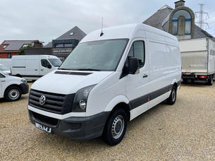 VW Crafter L2 H2