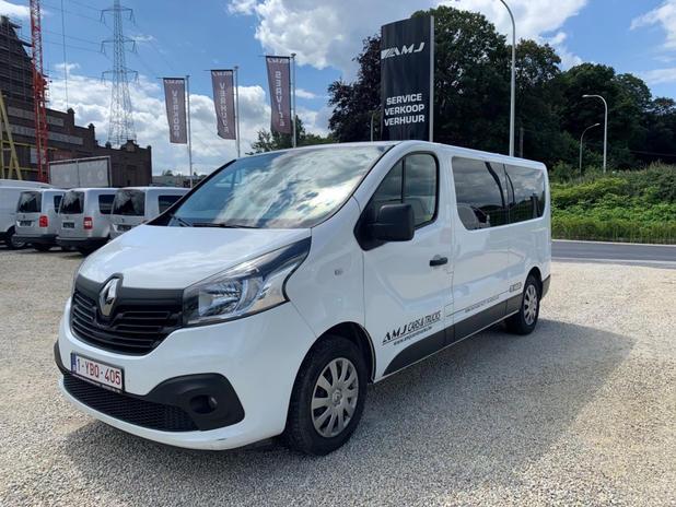 Opel Minibus € 90 / dag