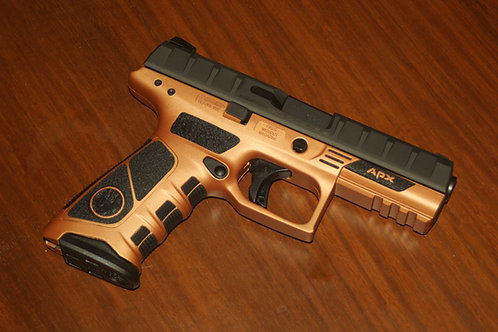 Beretta APX Full Size with Finger Grooves