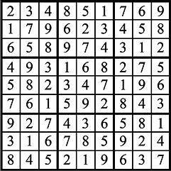 St Pats Day Faszold Sudoku Ad 2021 Answe