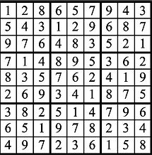 Memorial Day Faszold Ad Sudoku Answers 2