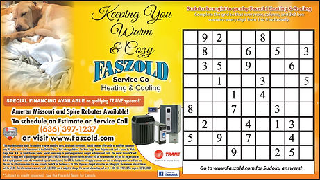 Keeping you warm and cozy Faszold Ad 202