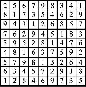 Hello Fall From Faszold Sudoku Answers.J