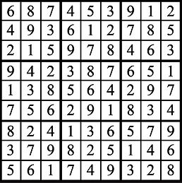 Stay Cool Sudoku Puzzle Answers.JPG