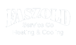 Faszold White Lettering Logo Transparent