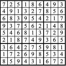 Fur Babies Faszold Ad 2021 Sudoku Answer