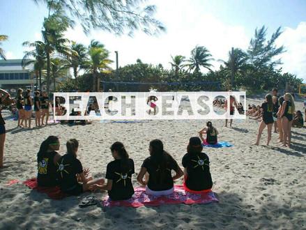 Beach Season Kicking Off!