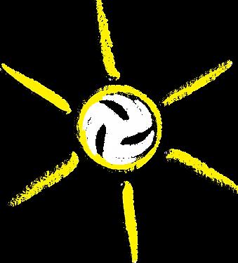 Florida Suns Vollyball Logo
