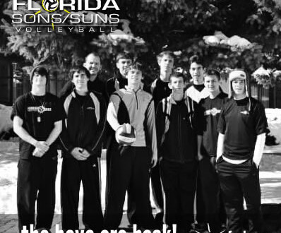 Florida Suns Boys Volleyball is BACK!!!