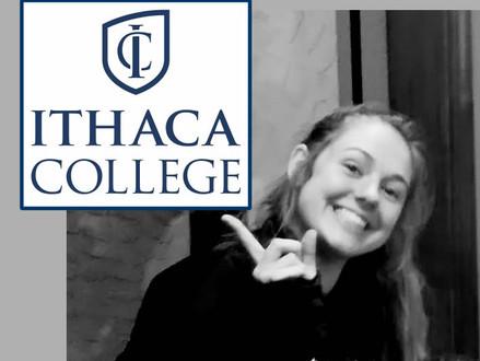 Marlee Wierda selects... Ithaca!