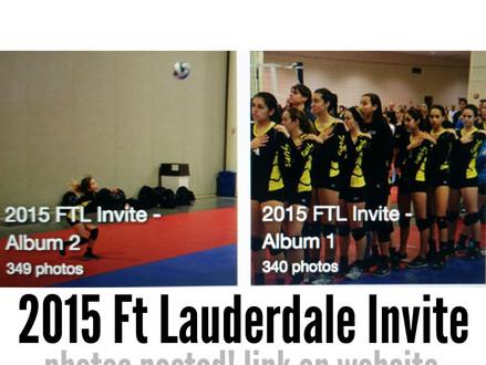 Fort Lauderdale Invite Tournament  1/31- 2/1