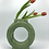 Thumbnail: Falkor Vase with Dimple Texture in True Celadon