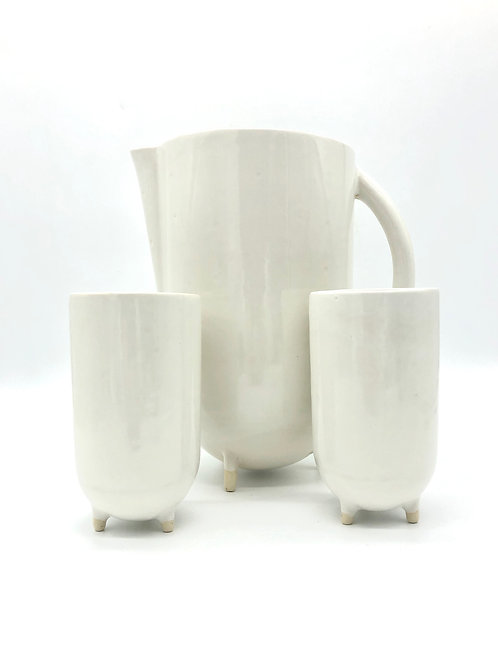 The Plugsy Pitcher Set