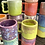 Thumbnail: Gozer Mug with Dimple Texture in Sage